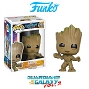 Funko POP Guardian of the Galaxy Vol. 2 - Baby Groot Action Figure