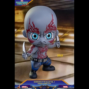 Hot Toys Guardians of the Galaxy Vol. 2 - Drax Cosbaby Bobble-Head