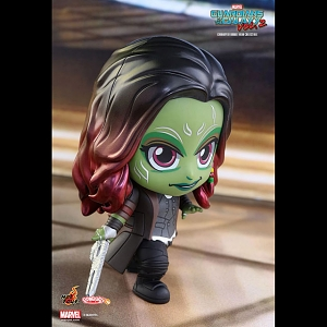 Hot Toys Guardians of the Galaxy Vol. 2 - Gamora Cosbaby Bobble-Head