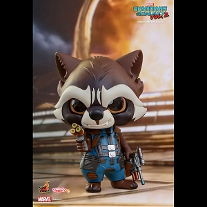 Hot Toys Guardians of the Galaxy Vol. 2 - Rocket Cosbaby Bobble-Head
