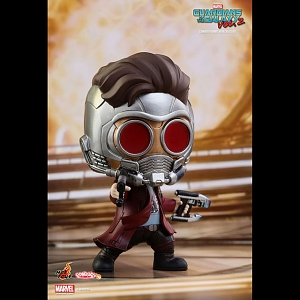 Hot Toys Guardians of the Galaxy Vol. 2 - Star-Lord Cosbaby Bobble-Head