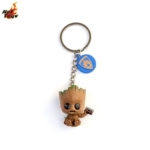 Hot Toys Guardians of the Galaxy Vol. 2 - Groot Cosbaby (S) Keychain