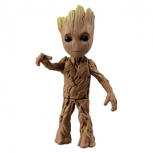 Takara Tomy Tomica Metal Figure Collection - Marvel Groot (Completed)