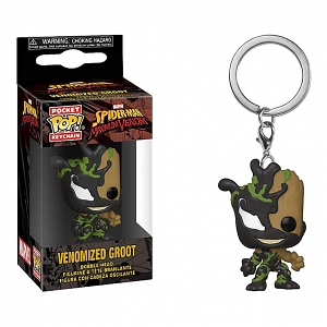 Funko POP Marvel Venomized Groot Keychain