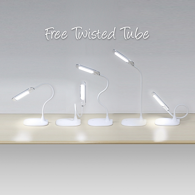 Eye-Protection LED Flexible Table Lamp