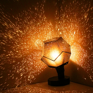 DIY Four Seasonal Starry Sky Projection Light