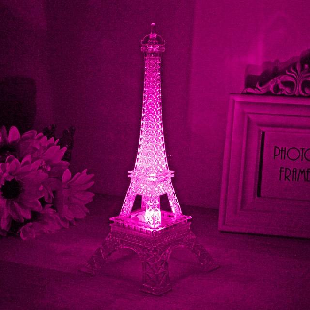 Eiffel Tower Lamp