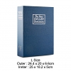 Dictionary Book Safe with 3 Digits Combination Security Lock