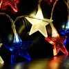 Colorful Star LED Decor Lights
