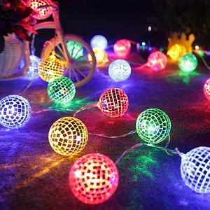 Disco Ball LED Decor Lights