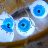 Halloween Eyeball 20-LED Decor Lights