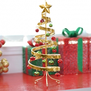 28cm Christmas Bell Tree