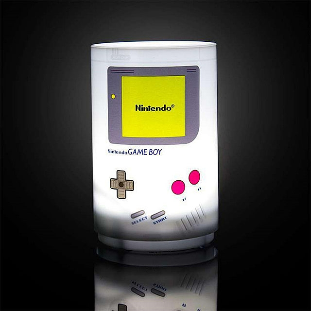 Game Boy Mini Light with Try Me