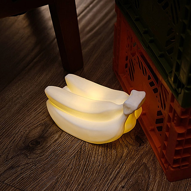 Banana LED Lamp