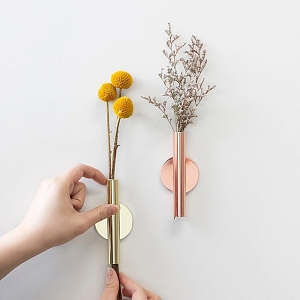 DIY Flower Metal Holder