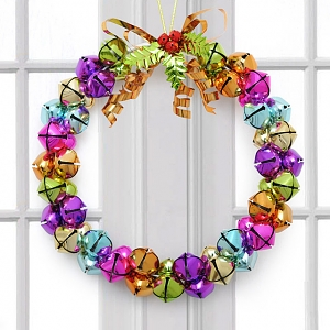 X'mas Bell Wreath