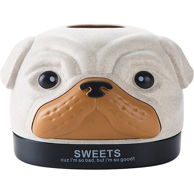 Puppy Bobby Paper Towel Box