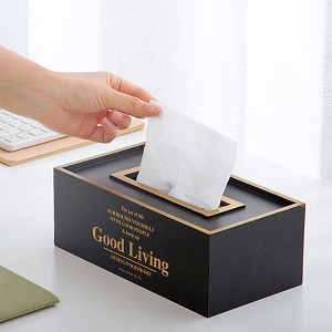 Simple Paper Tissue Box