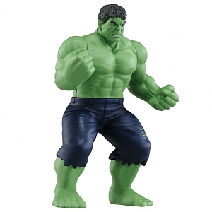 Takara Tomy Tomica Metal Figure Collection - Marvel Hulk (Infinity War)