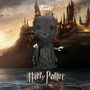 Funko POP Harry Potter - Dementor Action Figure
