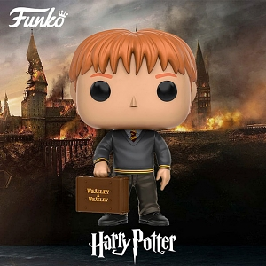 Funko POP Harry Potter - Fred Weasley Action Figure