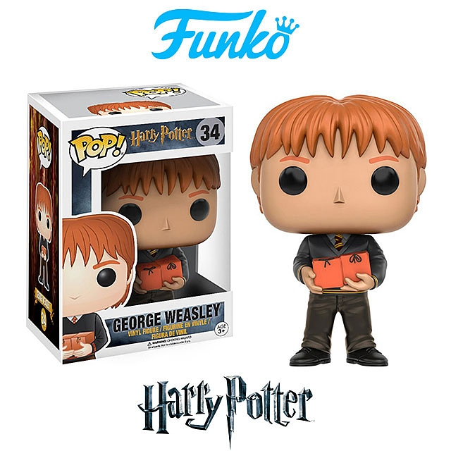Funko POP Harry Potter - George Weasley Action Figure