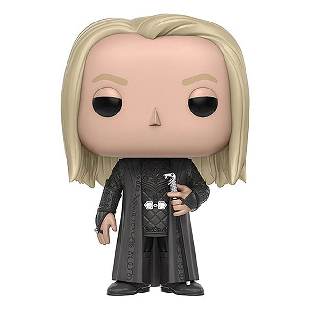 Funko POP Harry Potter - Lucius Malfoy Action Figure