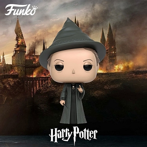 Funko POP Harry Potter - Minerva McGongall Action Figure