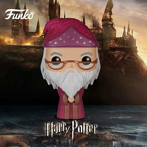 Funko POP Harry Potter - Albus Dumbledore Action Figure