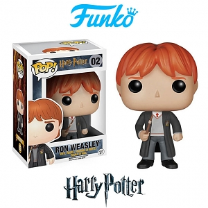 Funko POP Harry Potter - Ron Weasley Action Figure
