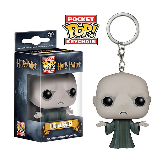 Funko POP Harry Potter - Lard Voloemort Keychain
