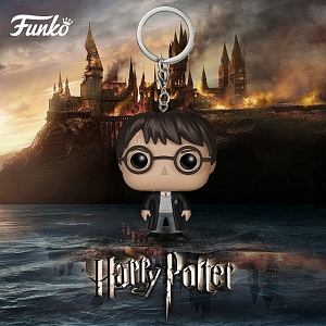 Funko POP Harry Potter - Harry Potter Keychain