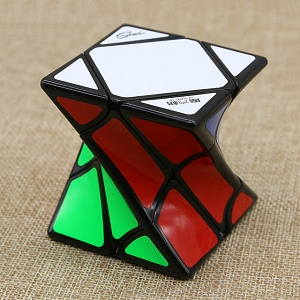 3x3 Twisty Skewb IQ Brick