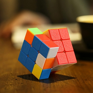 3x3x3 Magnetic IQ Brick