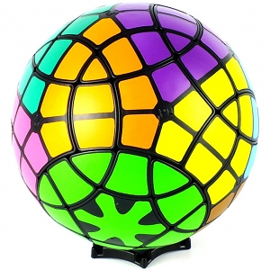 VeryPuzzle Megaminx Ball V1.0 - C1 (Unstickered)