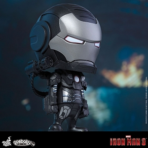 Hot Toys Iron Man War Machine Cosbaby Bobble-Head