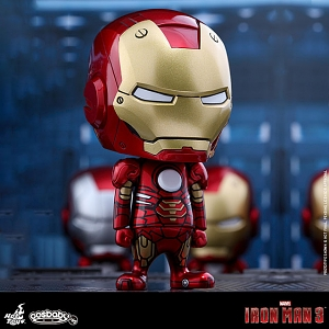 Hot Toys Iron Man Mark IV Cosbaby Bobble-Head