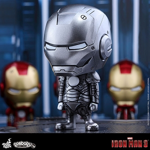 Hot Toys Iron Man Mark II Cosbaby Bobble-Head