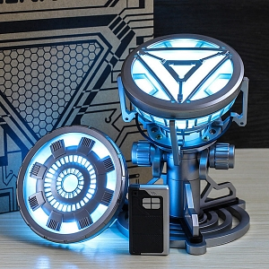 Iron Man 1:1 ARC Reactor LED Lamp