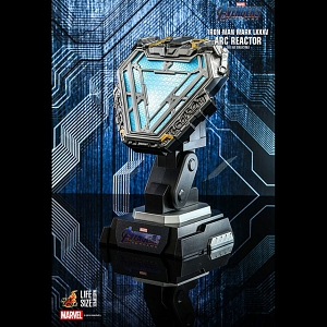 Hot Toys Avengers - Endgame Iron Man Mark LXXXV Arc Reactor Life-Size Collectible