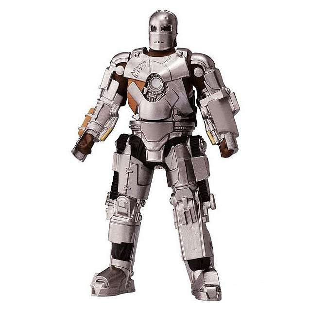 Takara Tomy Tomica Metal Figure Collection - Marvel Iron Man Mark 1 (Completed)