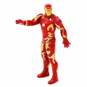 Takara Tomy Tomica Metal Figure Collection - Marvel Iron Man Mark 43 (Completed)