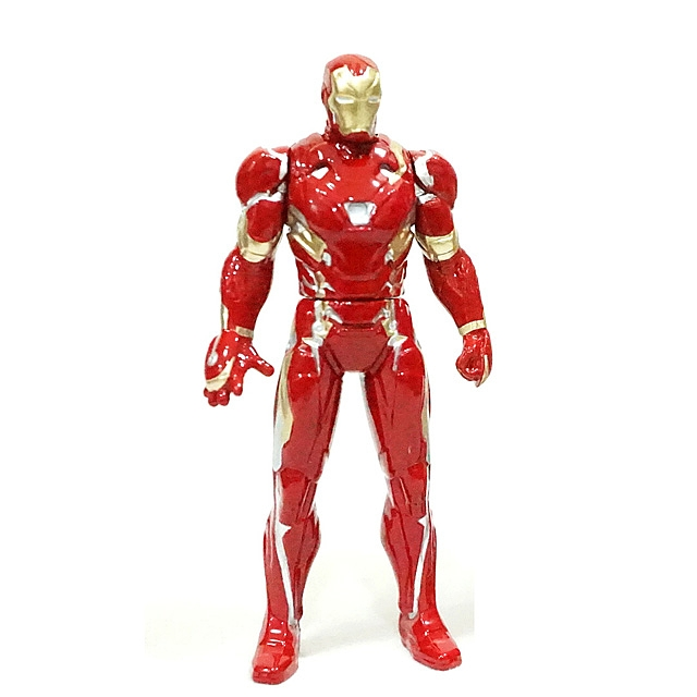 Takara Tomy Tomica Metal Figure Collection - Marvel Iron Man Mark 46 (Completed)