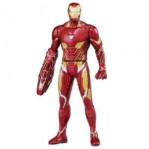 Takara Tomy Tomica Metal Figure Collection - Marvel Iron Man Mark 50 (Nano Repulsor Cannon Ver.)
