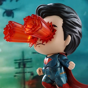 Hot Toys Justice League - Superman Cosbaby (S) Bobble-Head