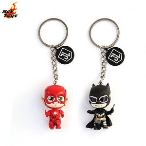 Hot Toys Justice League Series Cosbaby (S) Keychain