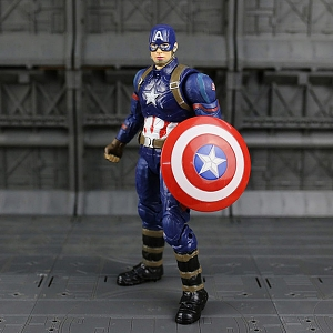 Captain America 7-inch Figure