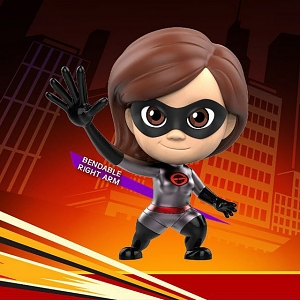 Hot Toys Incredibles 2 - Elastigirl Cosbaby (S) Bobble-Head