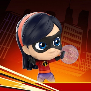 Hot Toys Incredibles 2 - Violet Cosbaby (S) Bobble-Head