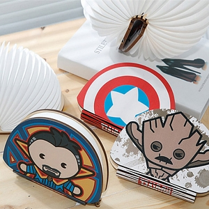 MARVEL Cute Foldable Book LED Lamp